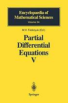 Partial differential equations VII : spectral theory of differential operators