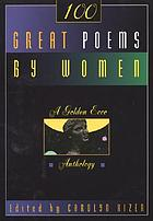 100 great poems by women : a golden Ecco anthology