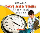 Days and times = Días y horas