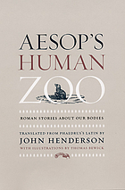 Aesop's human zoo : Roman stories about our bodies