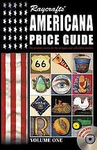 Raycrafts' Americana price guide