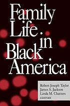 Family life in Black America