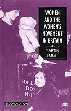 Women and the women's movement in Britain, 1914-1959