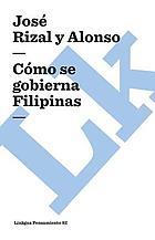 Cómo se gobierna Filipinas
