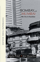 Bombay and Mumbai - The City in Transition