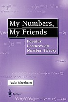 My numbers, my friends : popular lectures on number theory