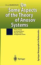 On some aspects of the theory of Anosov systems