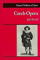 Czech opera