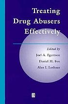 Treating drug abusers effectively