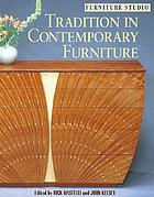 Tradition in contemporary furniture