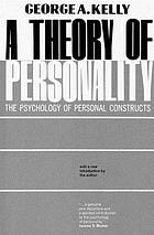 A theory of personality; the psychology of personal constructs