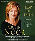 Leap of faith : memoirs of an unexpected life - volume one