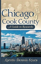 Chicago and Cook County : a guide to research