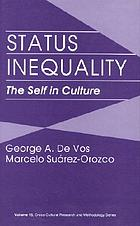 Status inequality : the self in culture