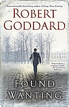 Found wanting : a novel