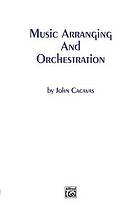 Music arranging and orchestration
