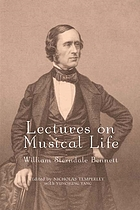 Lectures on musical life