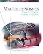 Macroeconomics : theory and policy