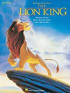 Walt Disney Pictures presents The lion king : original songs : easy piano