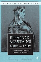 Eleanor of Aquitaine : lord and lady