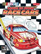 Learn to draw race cars