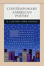 Contemporary American poetry : a pocket anthology
