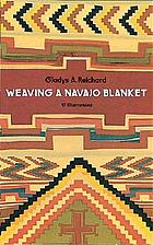 Navajo shepherd and weaver