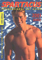 Spartacus : international gay guide 2001/2002
