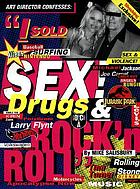 "Art director confesses: ""I sold sex, drugs & rock 'n' roll"