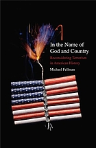 In the name of God and country : reconsidering terrorism in American history