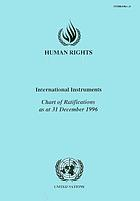 International instruments of the United Nations : a compilation of: agreements, charters, conventions, declarations, principles, proclamations, protocols, treaties, adopted by the General Assembly of the United Nations, 1945-1995