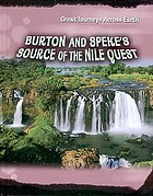 Burton and Speke's source of the Nile quest