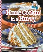 Home cookin' in a hurry
