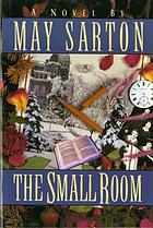 The small room, a novel