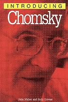 Introducing ChomskyChomsky for beginners