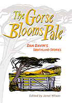 The gorse blooms pale : Dan Davin's Southland stories