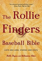 The Rollie Fingers baseball bible