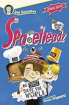 SPHDZ book #2!SpaceheadzSpaceheadz