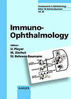 Immuno-ophthalmology