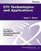 CTI technologies and applications