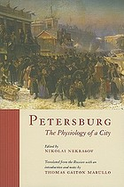 Petersburg : the physiology of a city