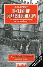 Decline of donnish dominion : the British academic professions in the twentieth century