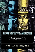 Representative Americans, the colonists