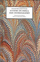 Letters on dance and choreography