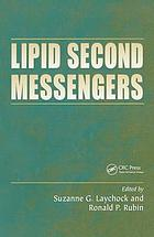 Lipid second messengers