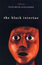 The black interior : essays