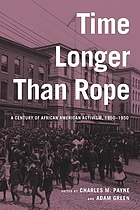 Time longer than rope
