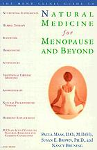 The MEND clinic guide to natural medicine for menopause and beyond