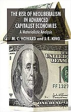 The rise of neoliberalism in advanced capitalist economies : a materialist analysis