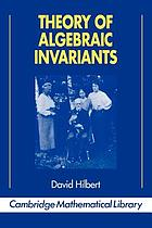 Theory of algebraic invariants